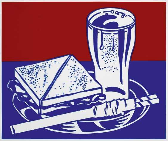 Roy Lichtenstein - photo 1
