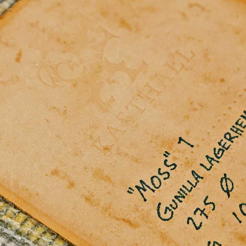 "LAGERHEM ULLBERosegold, GUNILLA, TEPPICH ""MOSS"" - photo 3"