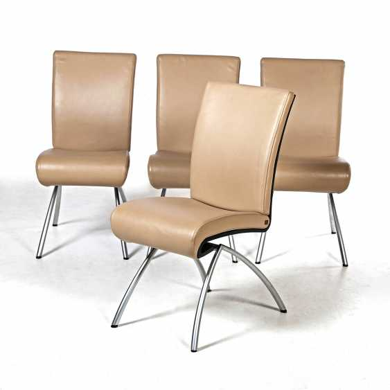 """ROLF BENZ """"A RESULT OF FOUR CHAIRS 8100"""" - photo 1"""