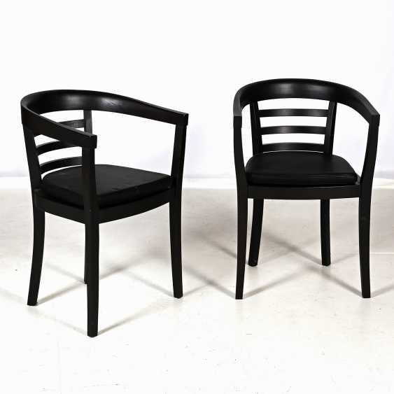 "LAMBERT ""PAIR OF JULIUS CHAIRS"" - photo 1"