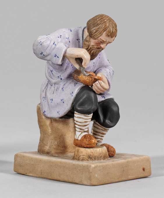 Russian Wooden Shoe Maker - photo 1