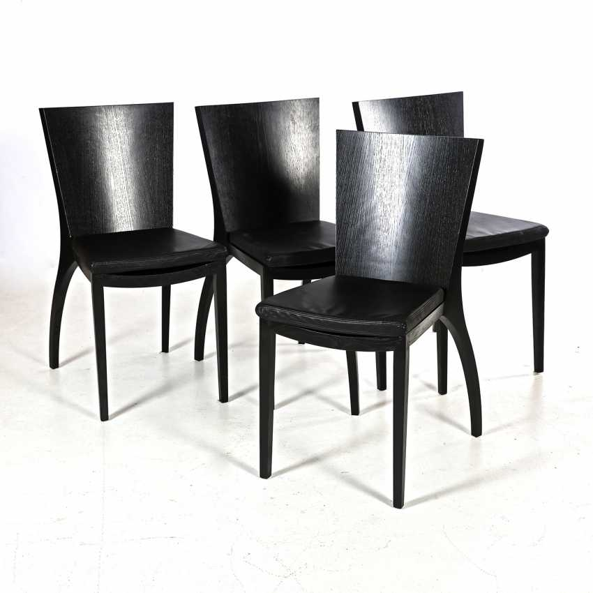 """SILVESTRIN, DANILO, """"A RESULT OF FOUR MILANO-CHAIRS"""" - photo 1"""