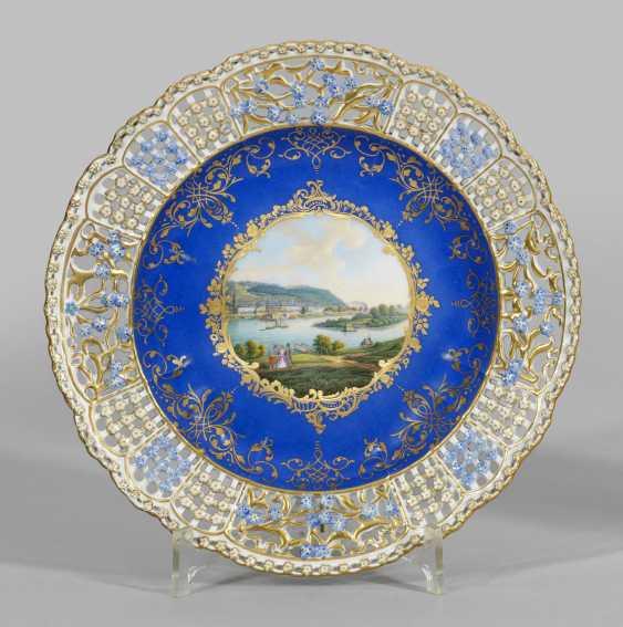 View plate of Schloss Pillnitz - photo 1
