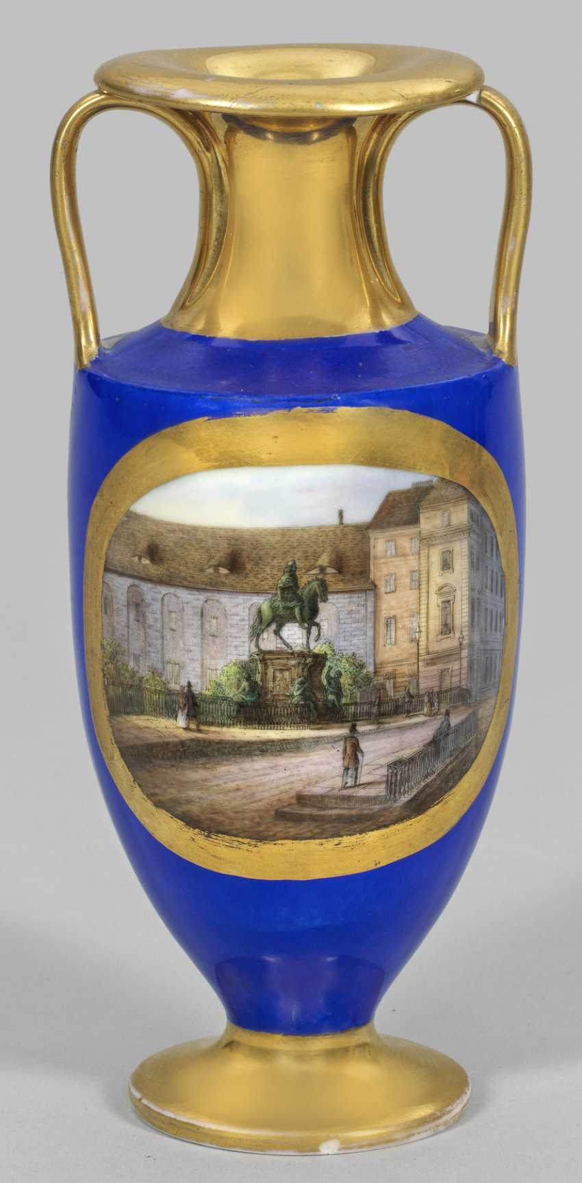 Small view vase of Berlin - photo 1
