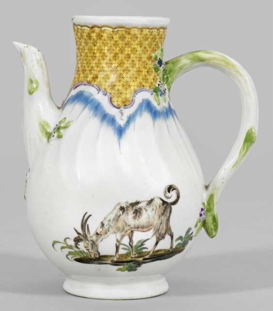 """Small mocha jug from the so-called """"Japanese Service"""" - photo 1"""