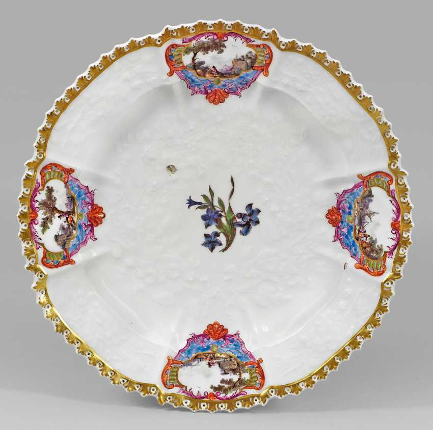 Of important plates from the Service of Empress Elizabeth I. - photo 1