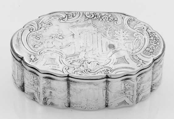 Rococo Anatomical Snuffbox - photo 1