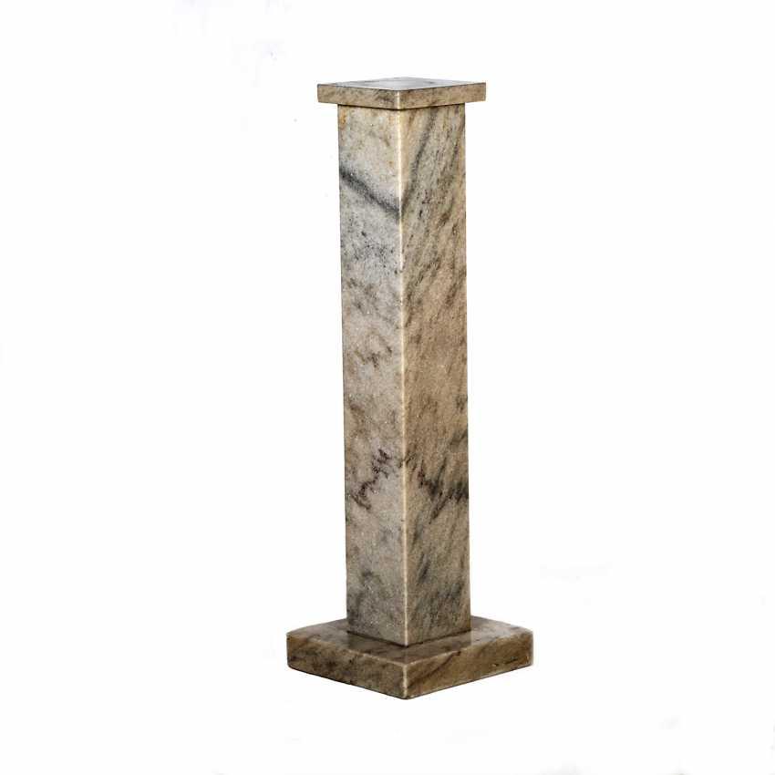 Marble column - photo 1