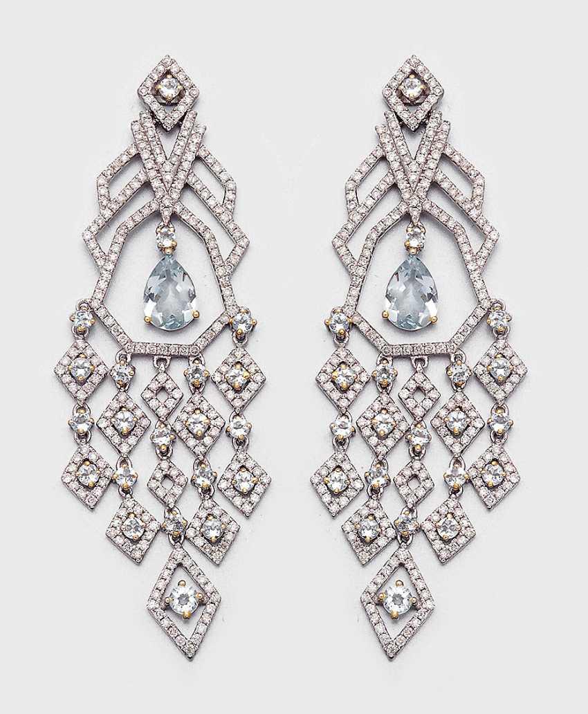 Couple of representative diamond-Chandelliers - photo 1