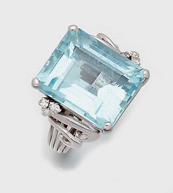 Topaz Ring from the 40s - photo 1