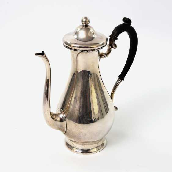 STERLING silver jug, C. 1900 - photo 1