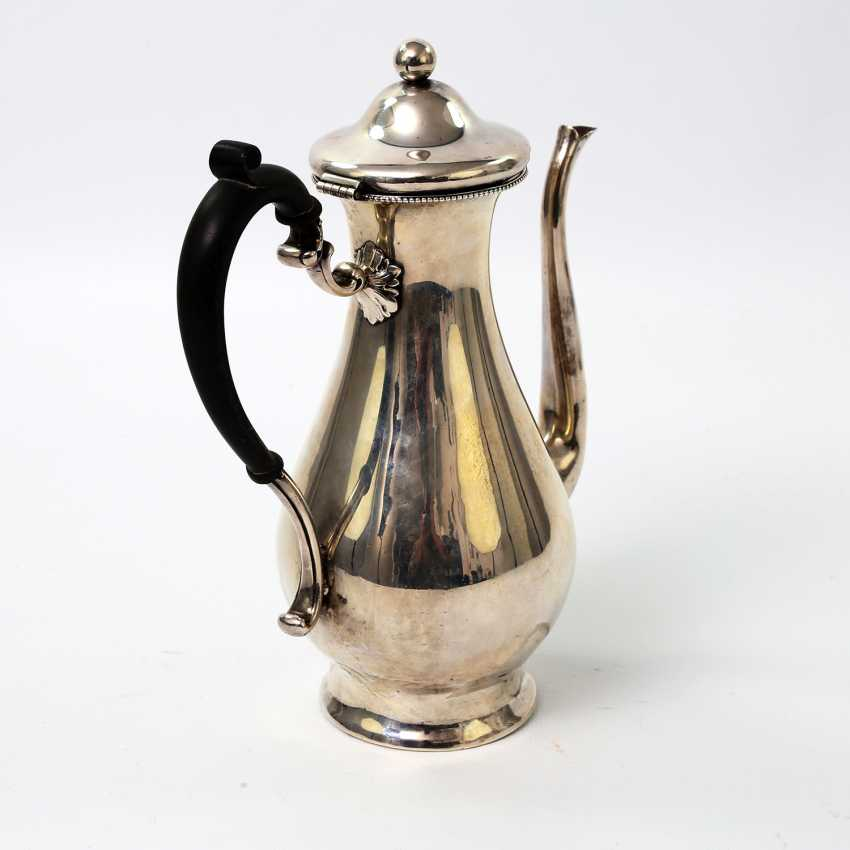 STERLING silver jug, C. 1900 - photo 2