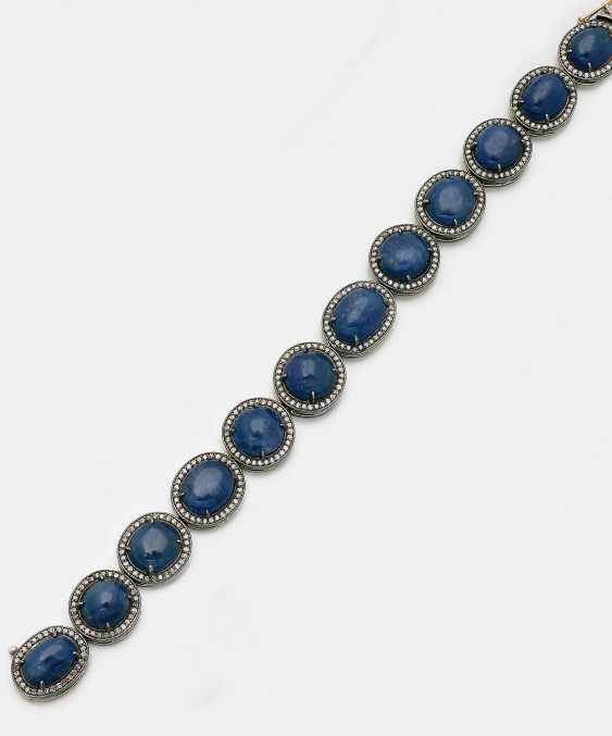Russian Sapphire Bracelet - photo 1