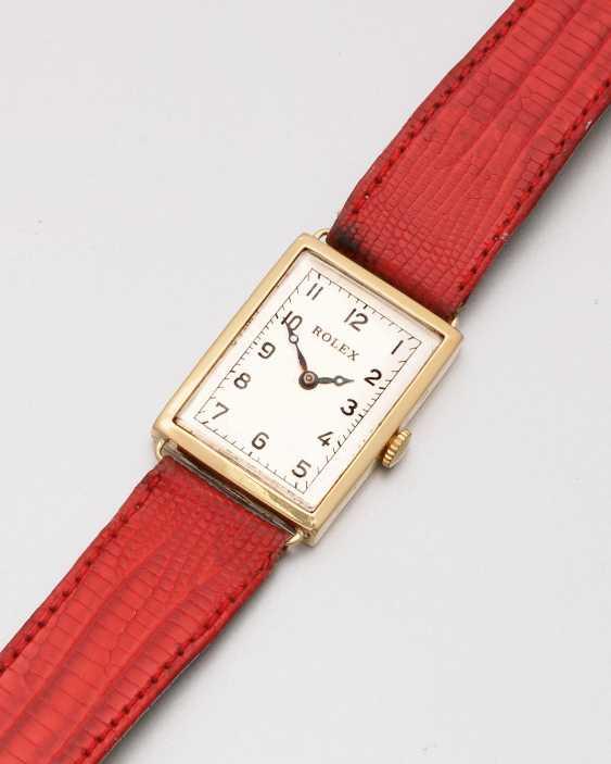Art Deco men's wrist watch Rolex from the ' 30s - photo 1