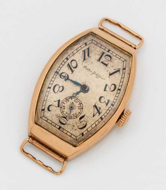 """Rare art Nouveau wrist watch Patek Philippe """"Gondolo"""" - photo 1"""