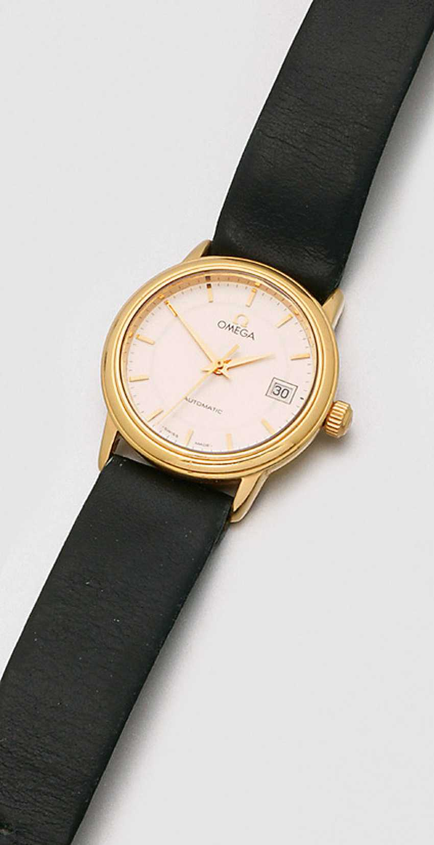 Ladies wrist watch by Omega - photo 1
