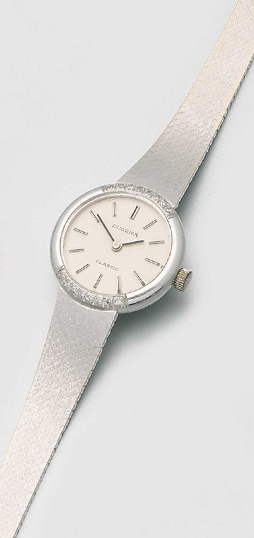 Elegant ladies wrist watch by Dugena - photo 1