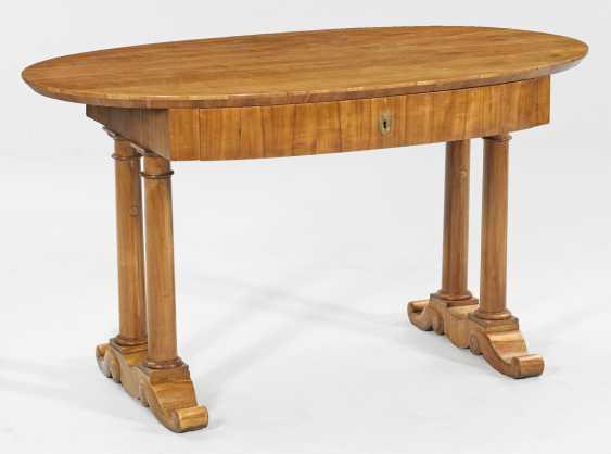 Biedermeier writing Desk in the manner of Josef Danhauser - photo 1