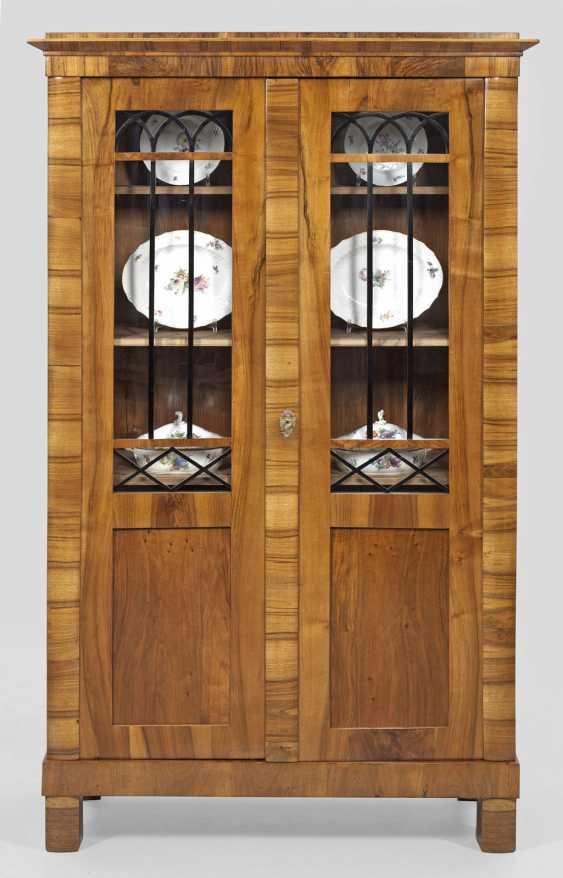 Large Biedermeier Bookcase - photo 1