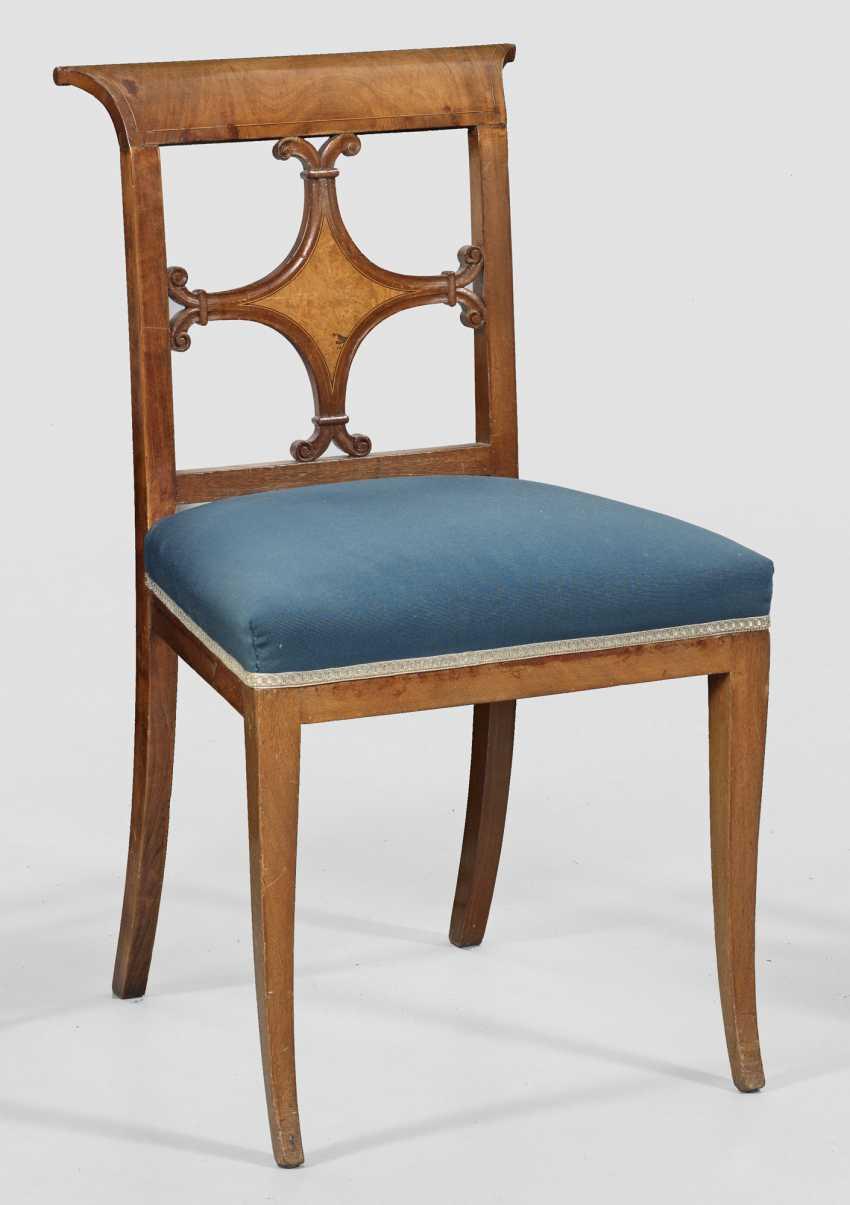 Biedermeier Chair - photo 1