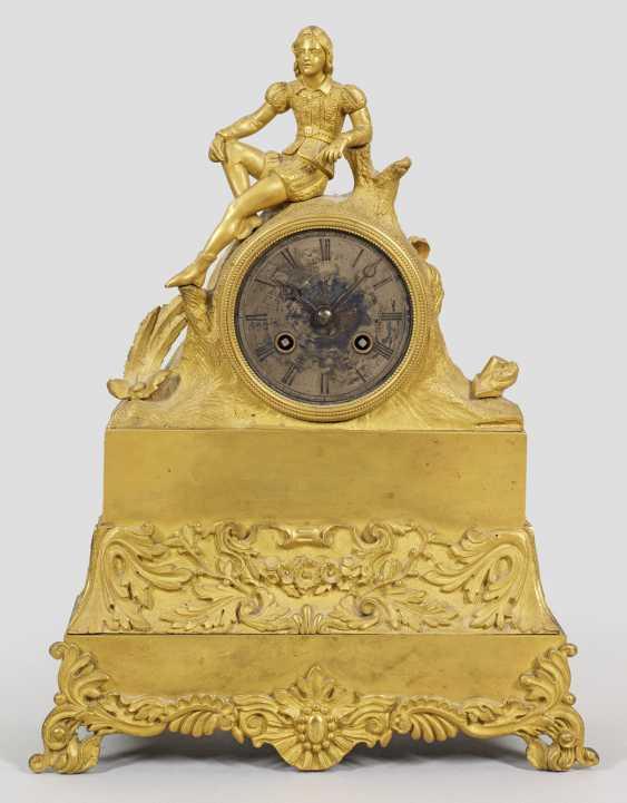 Louis Philippe-Figurenpendule - photo 1