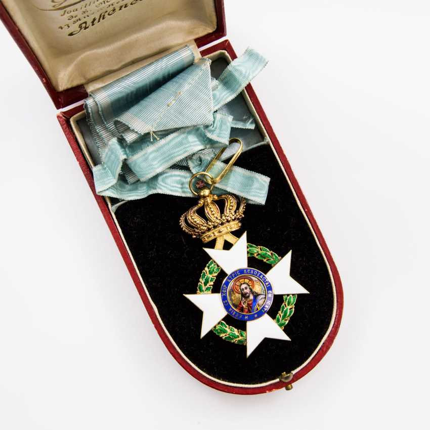 Greece - Proceeds Order, Grand Cross, 2. Type with - photo 1