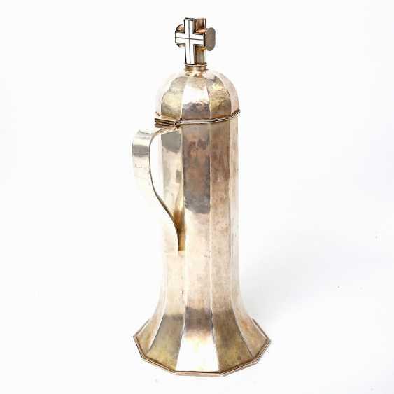 FRITZ MÖHLER sacrament jug, Schwäbisch Gmünd, 20. Century - photo 4
