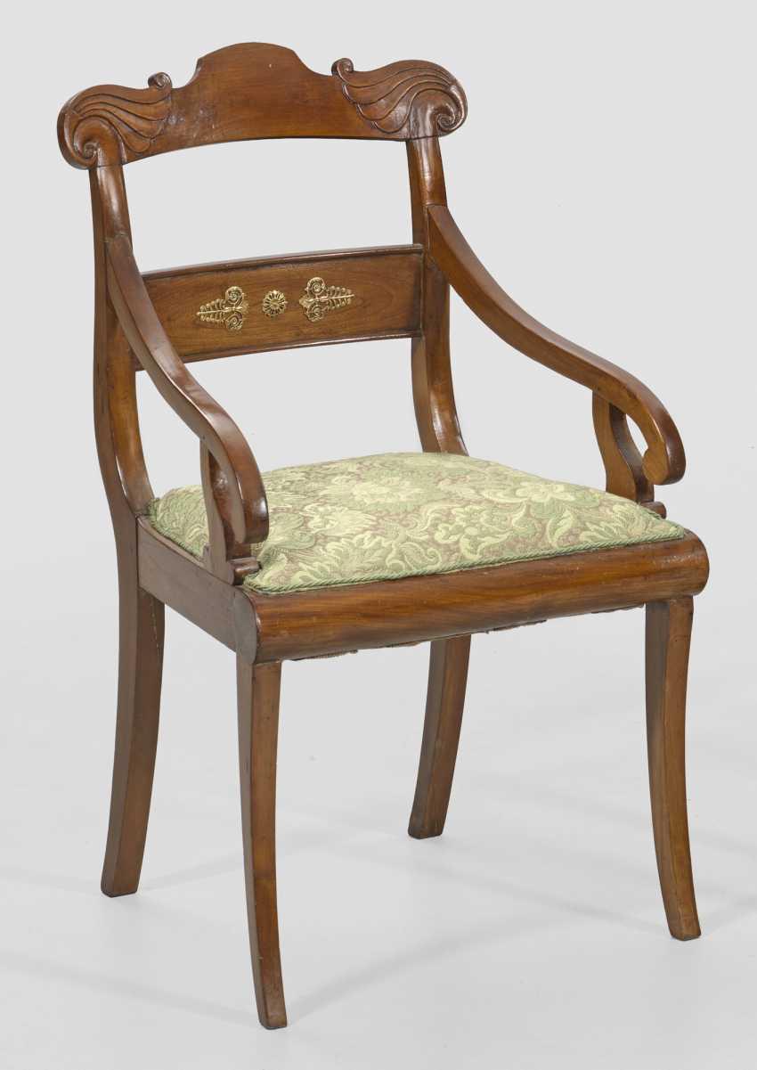 Biedermeier-Armchair - photo 1