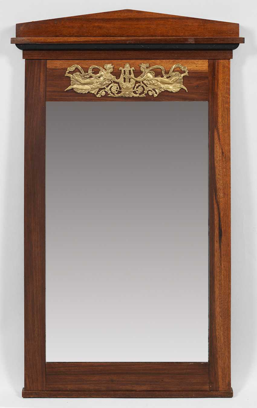 Biedermeier Wall Mirror - photo 1