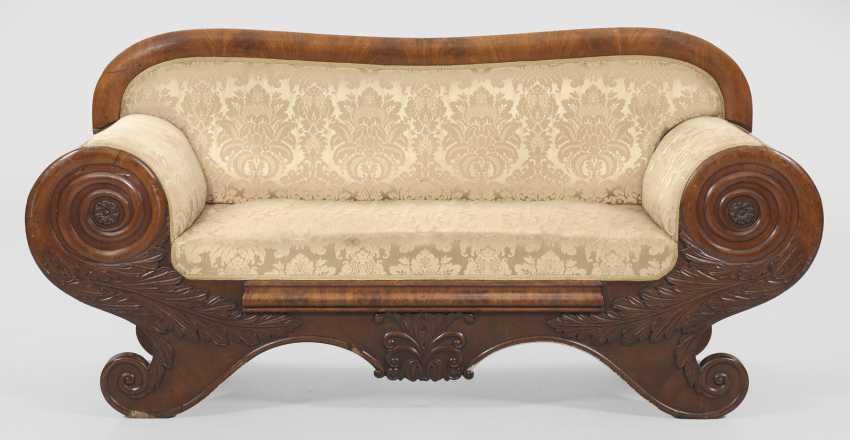 Biedermeier Sofa - photo 1