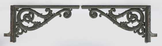 Pair of large neo-classical architectural elements - photo 1