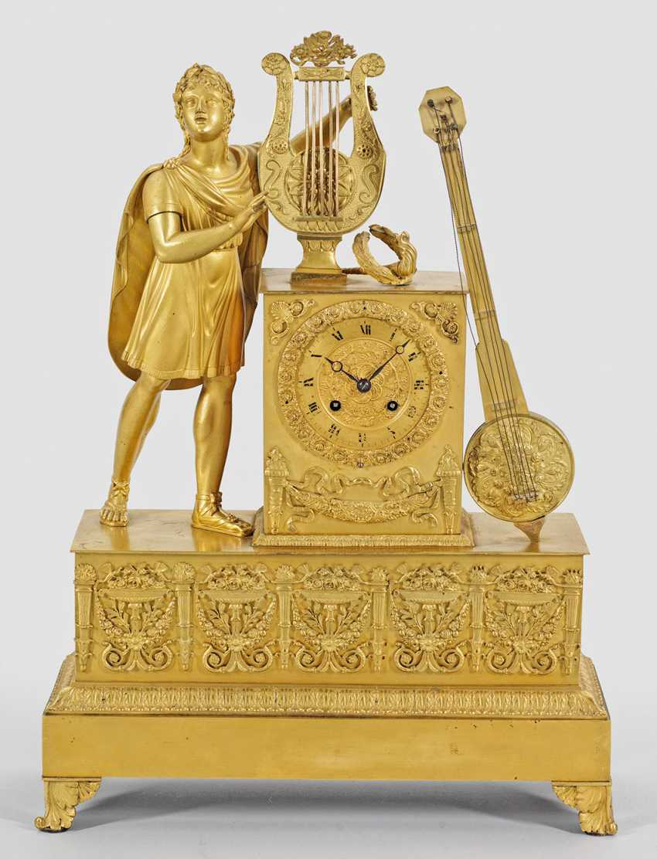 Great Empire Figure Pendulum Clock - photo 1