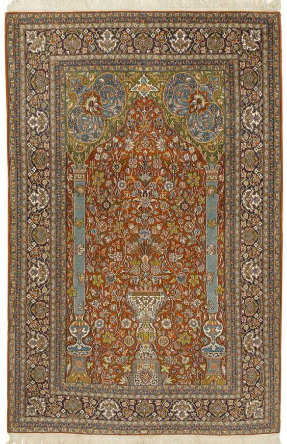Kashmir Prayer Carpet - photo 1