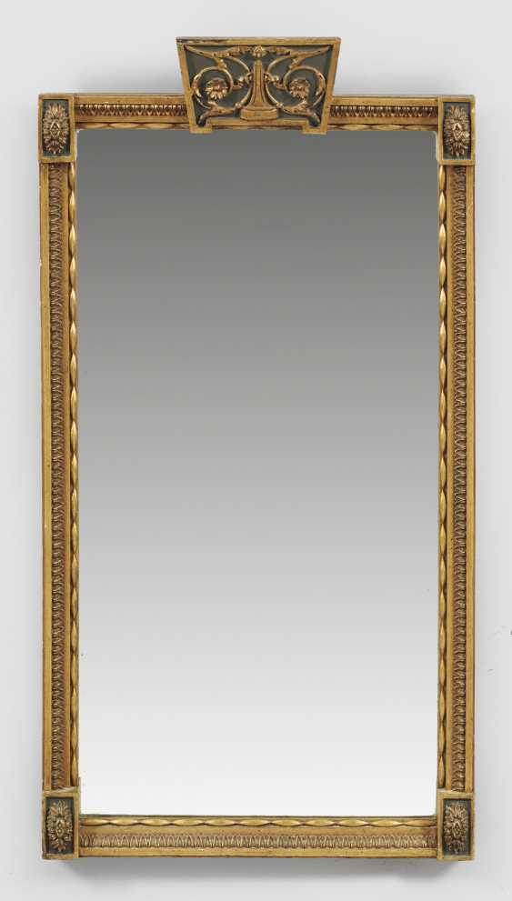 Louis XVI wall mirror - photo 1