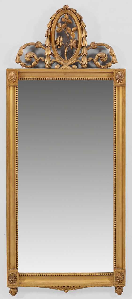 Louis XVI wall mirror - photo 1