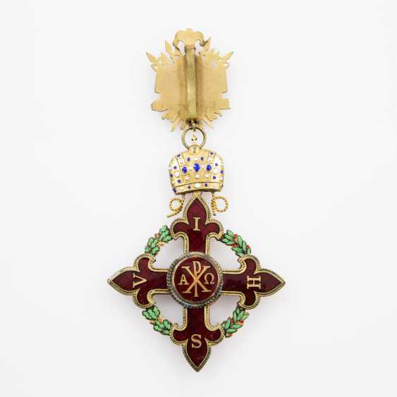 Italy - Grand cross of justice of the Constantinian order of - photo 2