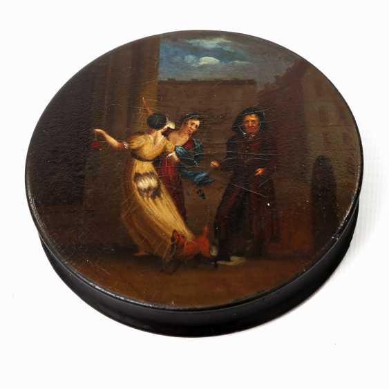 TOBACCO JAR, IN THE STYLE OF STOBWASSER - photo 1