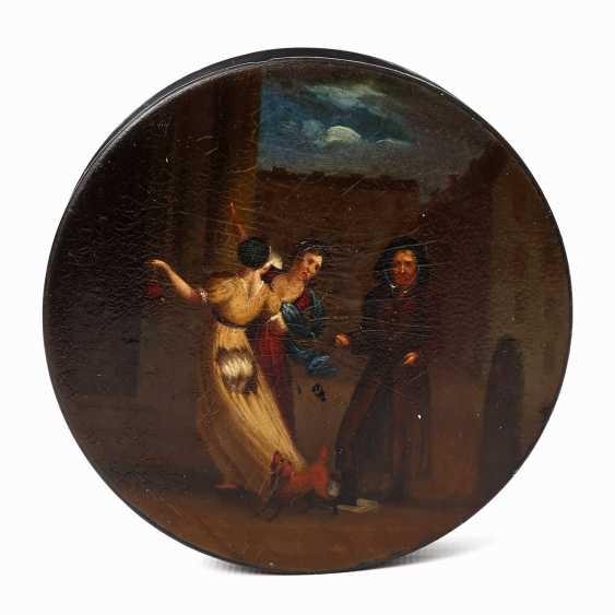 TOBACCO JAR, IN THE STYLE OF STOBWASSER - photo 2