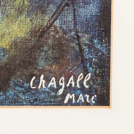TWO COLOR LITHOGRAPHS BY MARC CHAGALL - photo 5