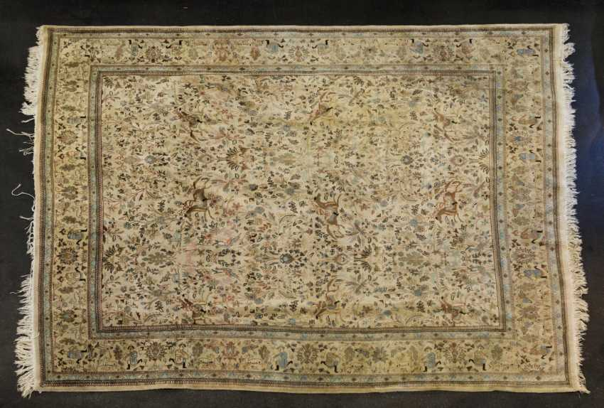 Orient carpet. TÄBRIZ/IRAN, 20. Century, approx. 370x300 cm - photo 1