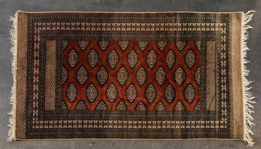 Orientteppich. PAKISTAN, 20. Jahrhundert, 200x125 cm - Foto 1