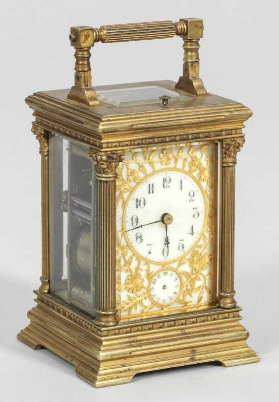 Carriage clock with alarm - photo 1