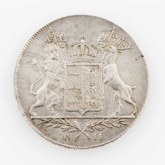 Württemberg crown Thaler of 1811, Friedrich II. (I.), - photo 2