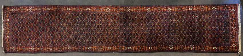Orient carpet. Gallery SENNEH/PERSIA, 1930s/40s, approx. 495x110 cm - photo 1
