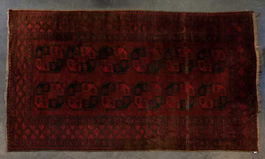 Orient carpet. AFGHANISTAN, 1. Half of the 20. Century, approx. 353x284 cm - photo 1