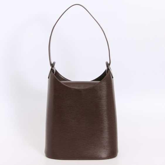 """LOUIS VUITTON VINTAGE distinctive shoulder bag """"VERSEAU"""", collection 2000. - photo 1"""
