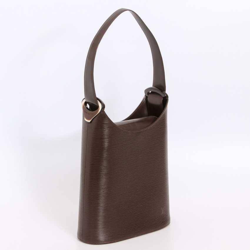 """LOUIS VUITTON VINTAGE distinctive shoulder bag """"VERSEAU"""", collection 2000. - photo 2"""