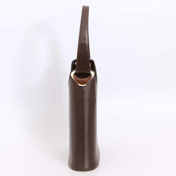 """LOUIS VUITTON VINTAGE distinctive shoulder bag """"VERSEAU"""", collection 2000. - photo 3"""