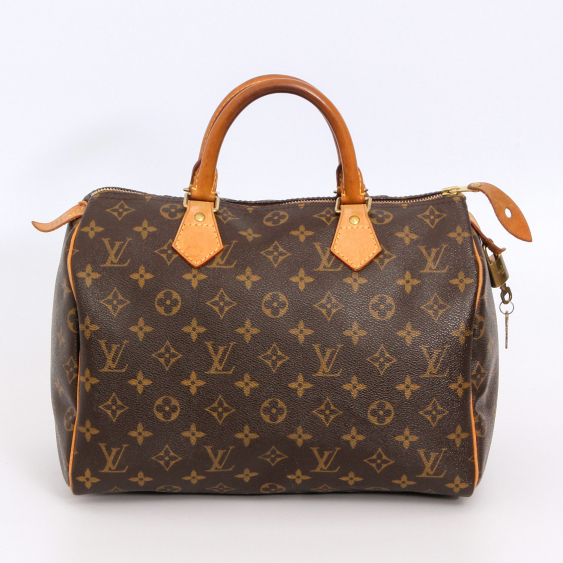 louis vuitton begehrte henkeltasche speedy 30 kollektion 2010 los 7. Black Bedroom Furniture Sets. Home Design Ideas