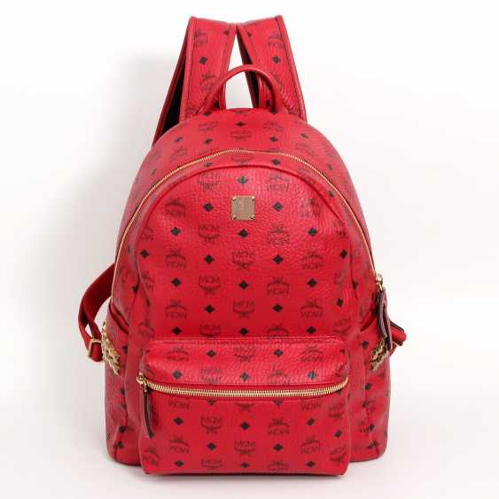 "MCM popular backpack ""STRONG MEDIUM"". - photo 1"